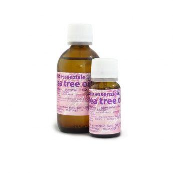 Olio essenziale tea tree oil