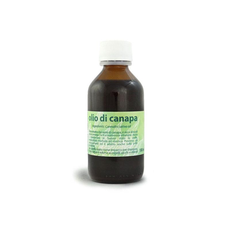 Olio di Canapa