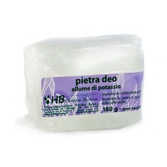 Antiodorante deo in pietra