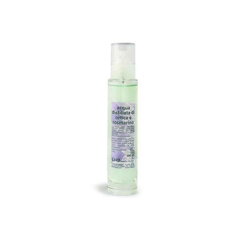Acqua di rosmarino, per pelle mista – tonico viso o dopobarba