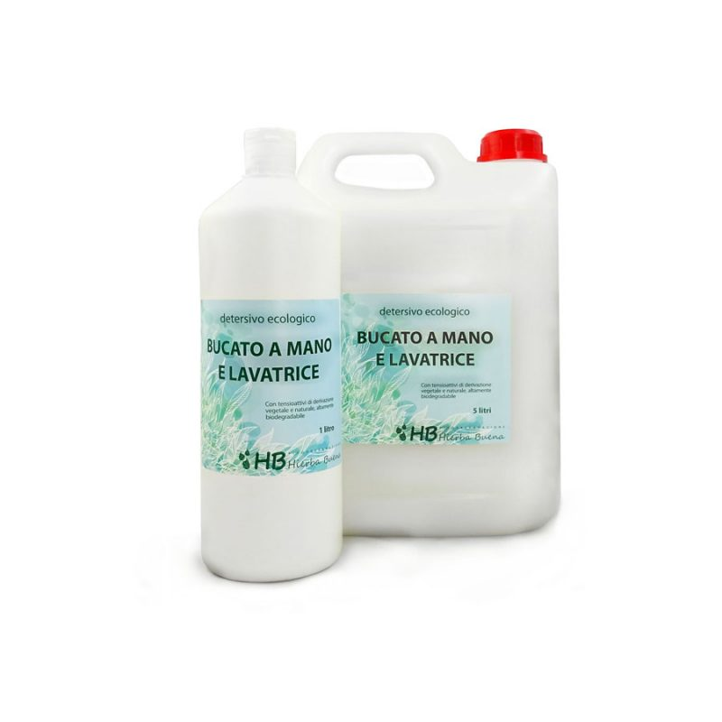Ecological liquid detergent for laundry