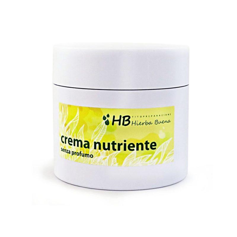 Crema corpo nutriente senza profumo