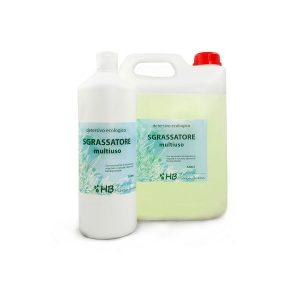 Ecological detergent - degreaser