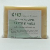 Honey and milk soap