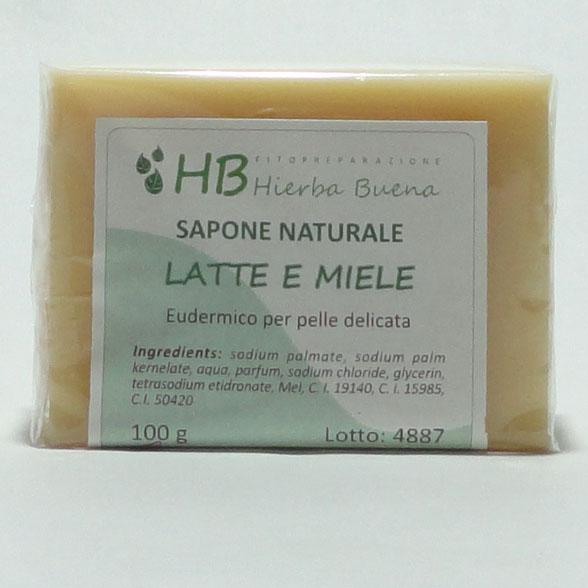 Saponetta Latte e miele