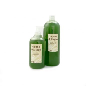 Aleppo liquid soap