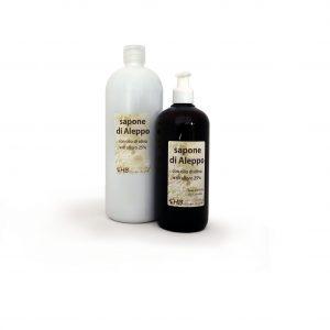 Aleppo liquid soap