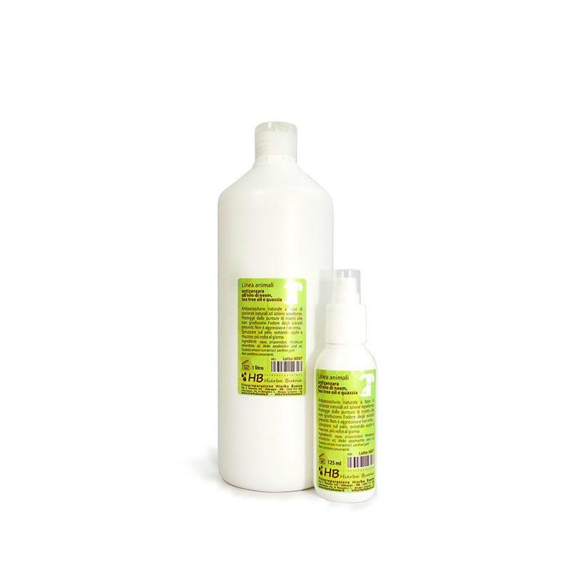 Pets line – Antizanzara with neem oil, tea tree oil and quassia